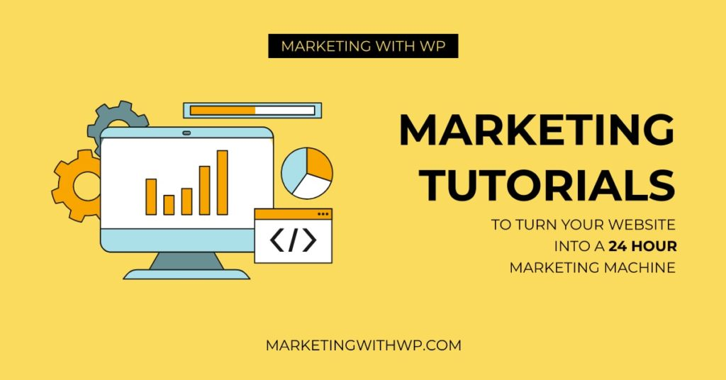 Marketing With WP Cover Image