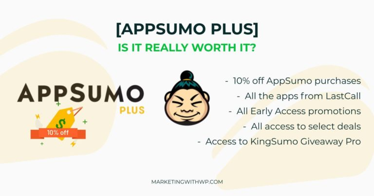 AppSumo Plus – is it worth it? Learn how we saved over 30% instead!