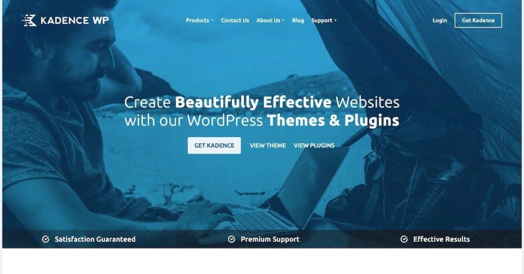 Kadence WordPress Theme
