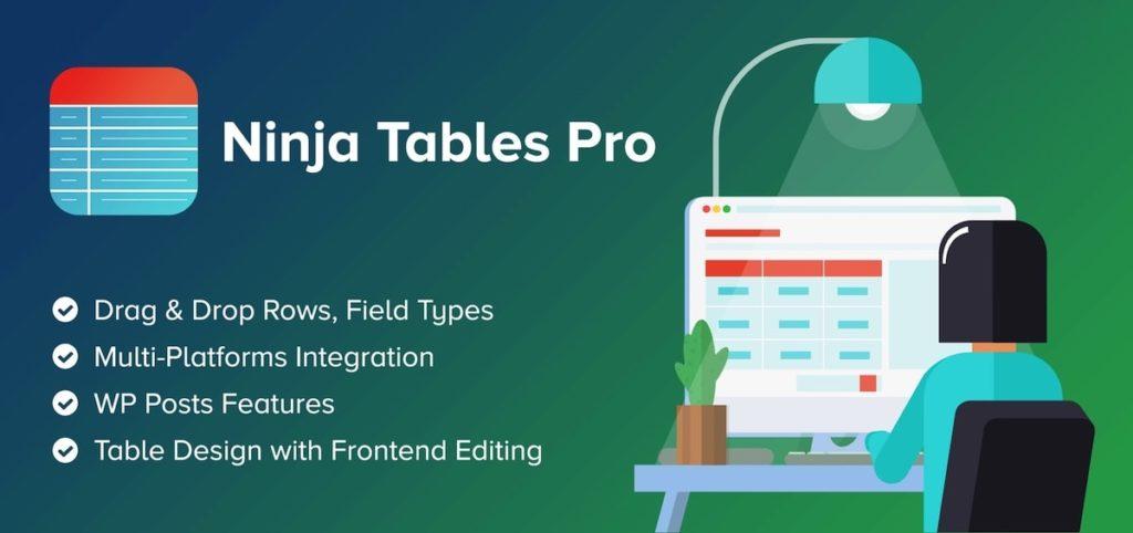 Ninja Tables Wp Manage Ninja