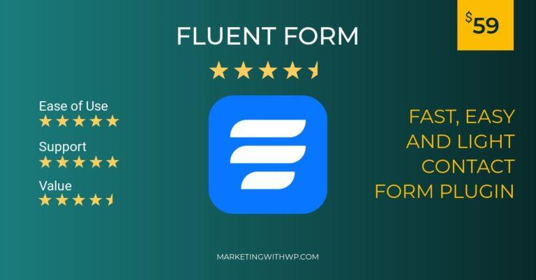 WP Fluent Forms