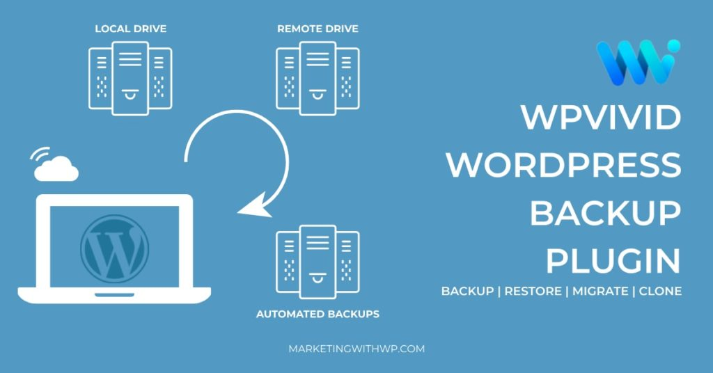wpvivid wordpress backup restore migrate clone plugin