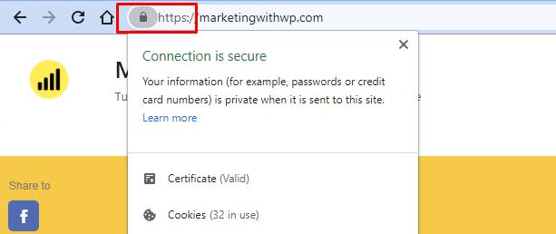 https enabled secure website google ranking factors
