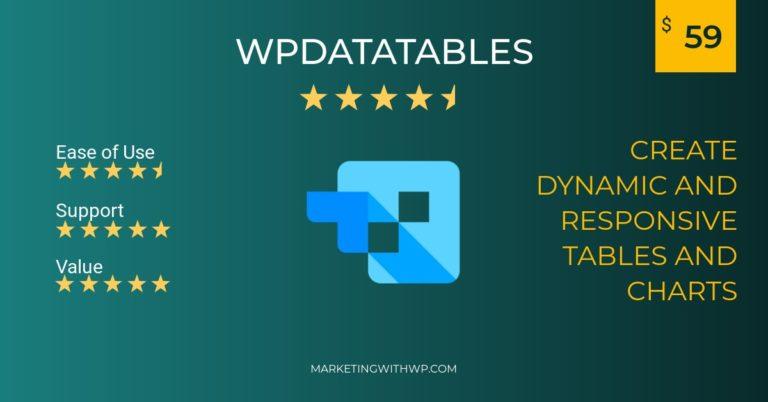 wpDataTables