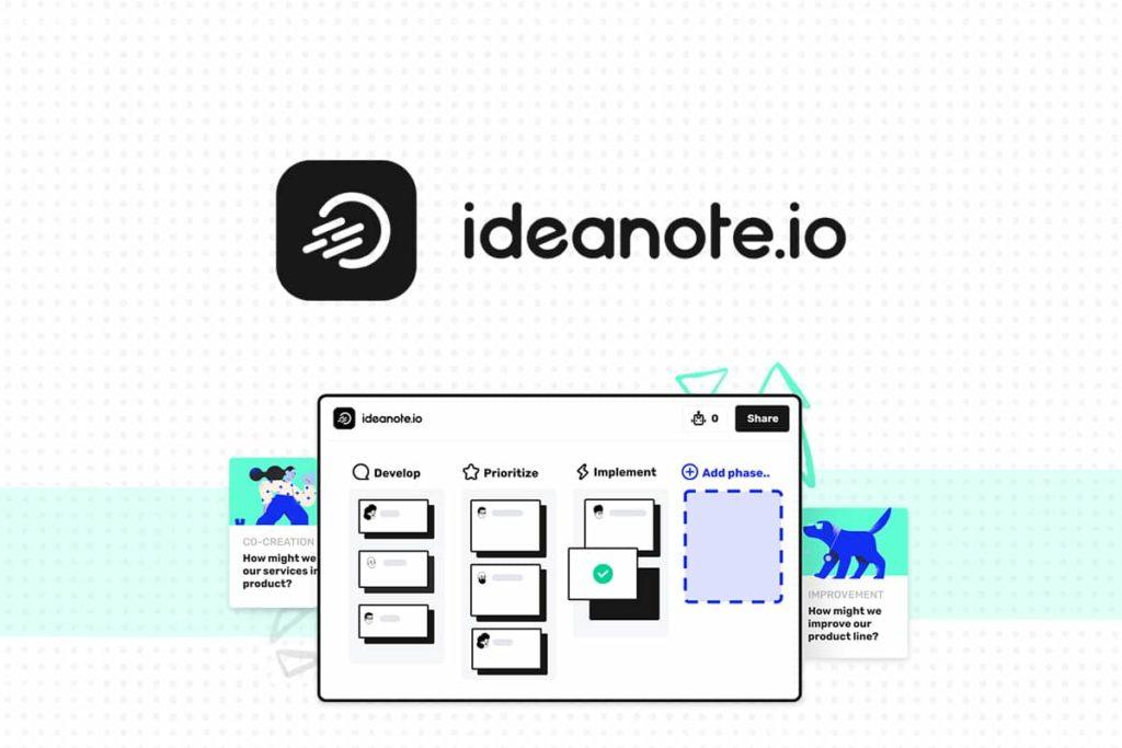 ideanote appsumo black friday lifetime deal